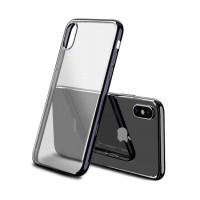 Чехол силикон iPhone X