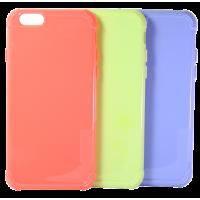 Чехол силикон цветной iPhone 6/6s