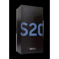 Коробка Samsung Galaxy S20 Blue