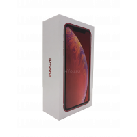 Коробка iPhone XR Red