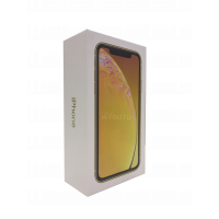 Коробка iPhone XR Yellow