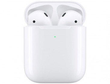 Наушники Apple AirPods 2 в футляре