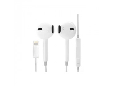 Наушники iPhone 7 EarPods lightning